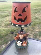 Halloween Witch Candle Lamp Tealight  - $8.86