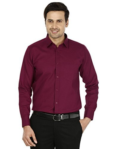 Primary image for Royal Men's Formal Shirt Red