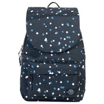 Parkland Black with Polka Dots Work Travel School Backpack Rushmore - $133.69 CAD