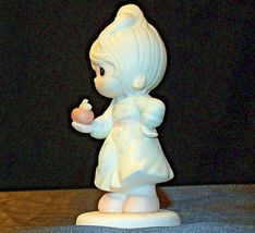 Precious Figurines Moments Yield Not To Temptation 521310 AA-191881  Vintage Col image 4
