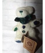 Boyds Bears & Friends Gadget #02001-31 Circus Bear Off White Plush F.O.B... - $9.72