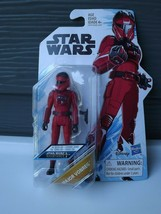 2018 Hasbro Star Wars Resistance Major Vonred Action Figure - $18.56 CAD