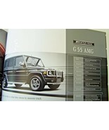 2008 mercedes g gl m r owners sales brochure new original g55 amg r350 g... - $19.79