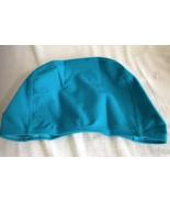 New DaCee Womens Kids Swim Cap Lycra Bathing Cap Turquoise One Size Fits... - $7.50