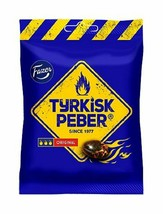 Fazer Tyrkisk Peber Candy 150g 5.2 oz  from Finland - $9.90+
