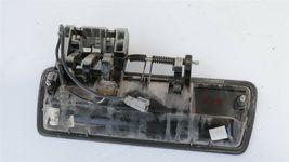 06-12 Nissan Armada Rear Hatch Tailgate Liftgate Trunk Exterior Door Handle G10 image 7