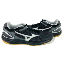 Mizuno Wave SuperSonic Indoor Non-Marking Volleyball Shoes Womens Size US 10 - $38.00