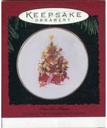 HALLMARK KEEPSAKE ORNAMENT ~ VERA the MOUSE ~ 1995 - $3.55