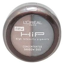 ONE:L'Oreal Paris HiP Studio Secrets Professional Concentrated Shadow Du... - $8.36