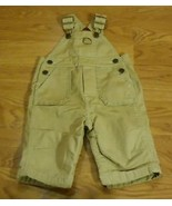Baby Gap Overalls boy 3-6M Cotton - $12.55