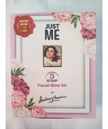 SHAHNAZ HUSSAIN JUST ME FACIAL GOLW KIT 30 GM  STEP 5 FREE SHIP - $10.55