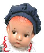 Vintage Effanbee Doll September Plaid Girl 1988 Patsyette 9605 New York - $53.46
