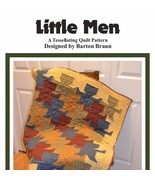 Little Men Quilt Pattern - $7.49