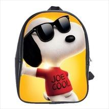 School bag snoopy bookbag  3 sizes - $38.00+