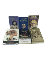 Chapter Book Set RL 5 & RL 6 About Women Biographies Lot of 6 Pre-owned -Sg - $29.99