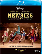 Newsies-20Th Anniversary Edition (Blu-Ray/Ws/Fr-Sp Sub)
