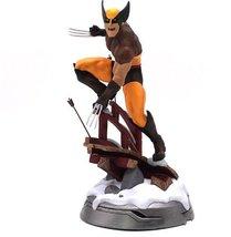 Superheroes Marvel Logan Statue Premium Format Brown Costume Ver. PVC  - €67,23 EUR