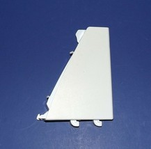 Kenmore Dryer : Panel Right End Cap : White (3949274) {P3904} - $11.47