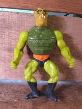 WHIPLASH Lizard Warrior Vintage He-Man Masters of The Universe Toy Figure  - $4.94