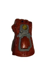 Marvel Avengers Endgame Red Infinity Gauntlet Electronic Fist Roleplay Toy (34) - $22.61