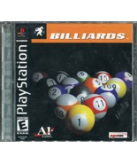 Billiards (Sony PlayStation 1, 2001) Complete - $3.95