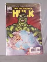 Marvel 106 WORLD WAR HULK, The Incredible Hulk, Pak Frank Sibal Sotomayor - $2.53