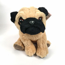 Plush Pug Puppy Toy Stuffed Animal - $13.95