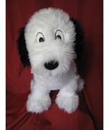 "18"" BIG DISNEY STORE 101 DALMATIANS LUCKY CUDDLER DOG STUFFED ANIMAL PLU... - $36.67"