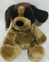 Build A Bear Brown Puppy Dog Plush Stuffed Animal Barking BABW B156 - $31.50