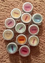 Scentsy (LOT OF 12) Mixed Assorted Mini Testers Wax Melts NO DUPLICATES - $5.93