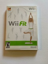Wii Fit - (Nintendo Wii, 2007) ~ Fitness Game ~ TESTED ~ No Balance Board - $4.89