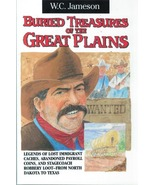 Buried Treasures of the Great Plains ~ Lost & Buried Treasure - $11.95