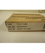 Toshiba TTC111-BS 1 Channel Thermocouple Input Programmable Controller C... - $23.08