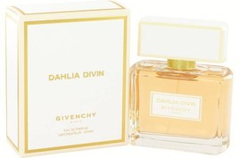 Givenchy Dahlia Divin Perfume 2.5 Oz Eau De Parfum Spray image 5