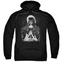 Labyrinth - Castle Adult Pull Over Hoodie Officially Licensed Apparel - $34.99+