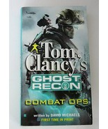 Tom Clancy's Ghost Recon Combat Ops by David Michaels (2011, Paperback) - $5.00