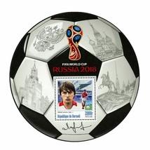 FIFA World Cup Russia 2018 Soccer Player Nikolai Larionov Sport Souvenir... - $16.32
