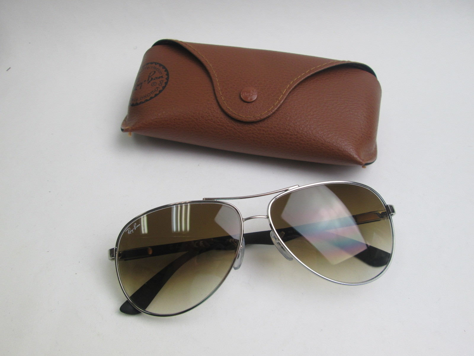 89b6e373c3 Rayban RB8313 003 40 Carbon Unisex and 50 similar items. S l1600