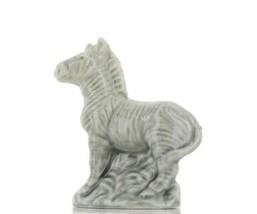 Wade Whimsies Porcelain Miniature Zebra image 1