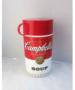 Campbell's Soup Can-tainer Insulated Container 11.5 oz  2010 Thermos BPA... - $10.00