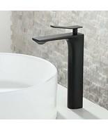 Beelee Single Hanle Single Hole Bathroom Vanity Sink Tall Faucet, Painti... - $69.99