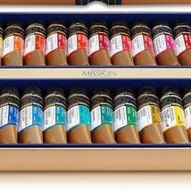 Mijello Mission Gold Class Watercolor Paint Pure Pigment 34 Colors MWC-1534P image 2
