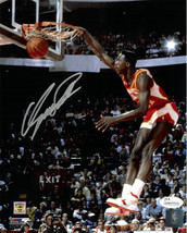Dominique Wilkins signed Atlanta Hawks 8x10 Photo (dunk contest)- JSA Wi... - $33.95