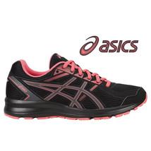 Asics Women's Jolt Running Shoe Sneaker Black Peach Pink Size 9 T7K8N-90... - $47.98+