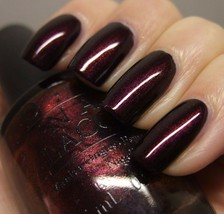 OPI Germany EVERY MONTH IS OKTOBERFEST Deep Aubergine Nail Polish Lacque... - $42.30