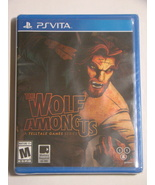 Playstation VITA - THE WOLF AMONG US (Complete) - $25.00
