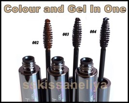 Gosh Defining Brow Gel Colour and Gel In One 3 Shades-Brown, Black, Grey Brown - $12.39