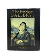 The Far Side Comics Gallery 3 by Gary Larson Hardback With Dust Cover - $14.95