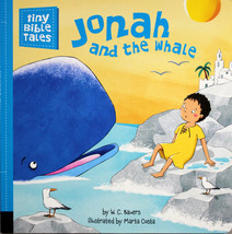 Jonah And The Whale Tiny Bible Tales Boardbook Christian Book 3-5 Years ... - $9.62
