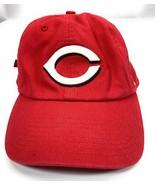 Cincinnati Reds MLB 47 Forty Seven Strapback Adjustable Red Baseball Cap... - $11.08